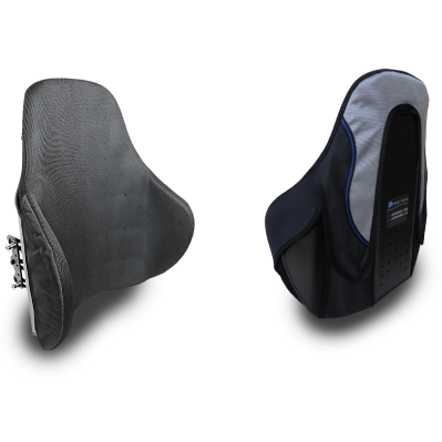 Compatible with third party backrests