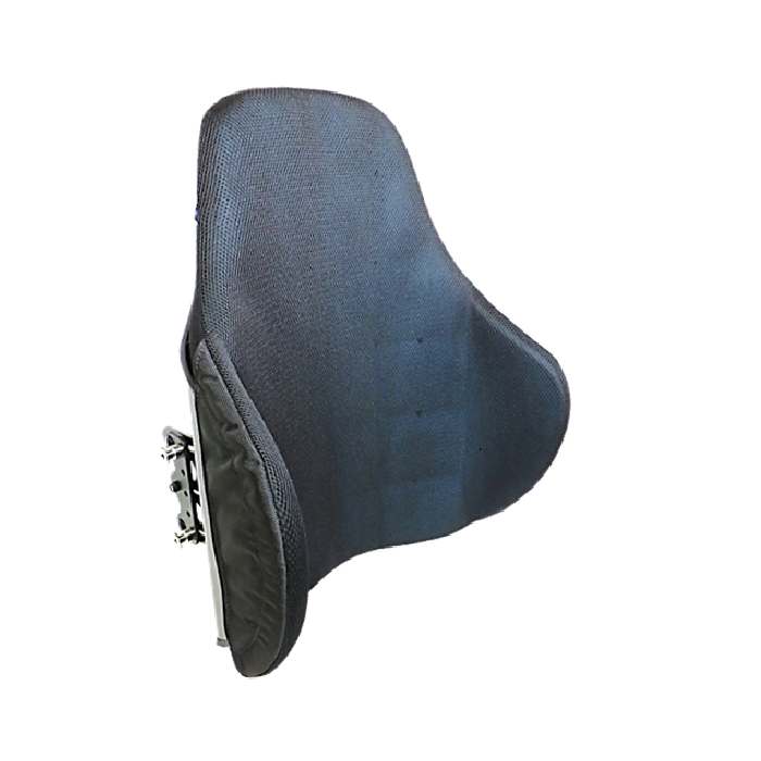 Wheelchair backrests